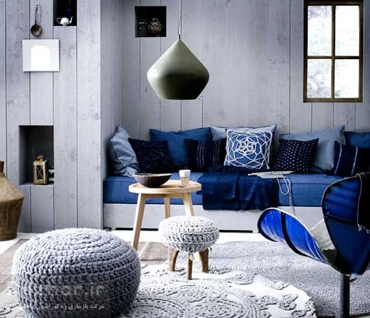 مبلمان مدرن در دکوراسیون داخلی خانه