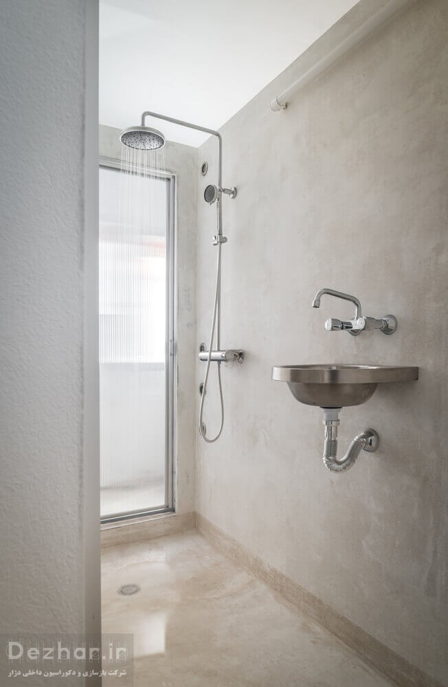 طراحی سرویس بهداشتی خانه