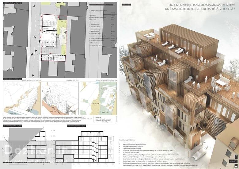 ارائه نقشه بازسازی ساختمان پیش از شروع