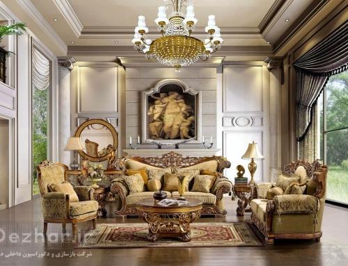 طراحی خانه لوکس و مدرن